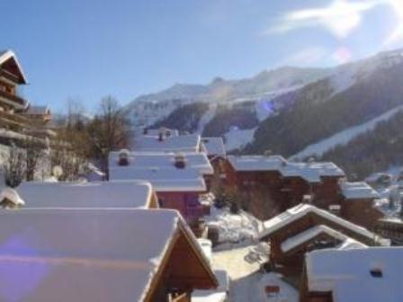 Location au ski Appartement 4 pièces 8 personnes (09) - Résidence Lachat - Méribel