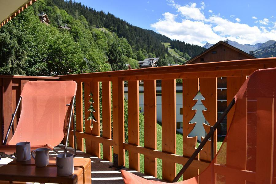 Alquiler al esquí Estudio para 4 personas (20) - Résidence le Chalet de Méribel - Méribel