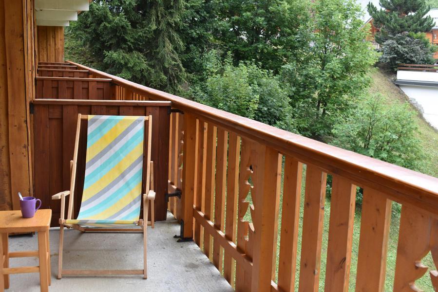 Alquiler al esquí Apartamento 2 piezas para 5 personas (21) - Résidence le Chalet de Méribel - Méribel