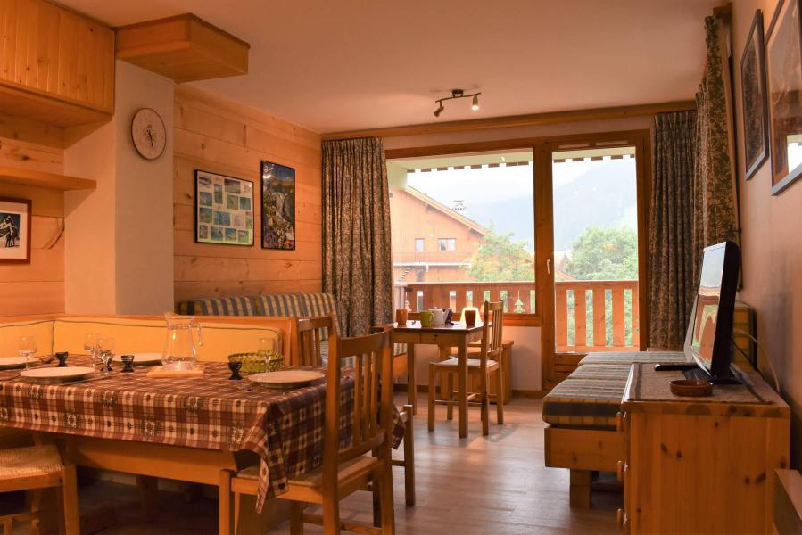 Location au ski Appartement 2 pièces 5 personnes (21) - Résidence le Chalet de Méribel - Méribel