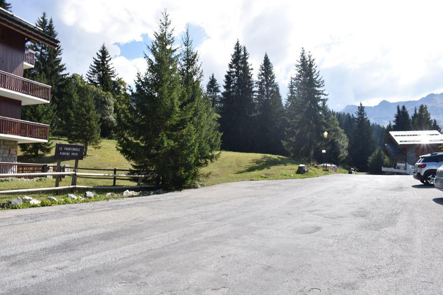 Alquiler al esquí Résidence le Chantemerle - Méribel