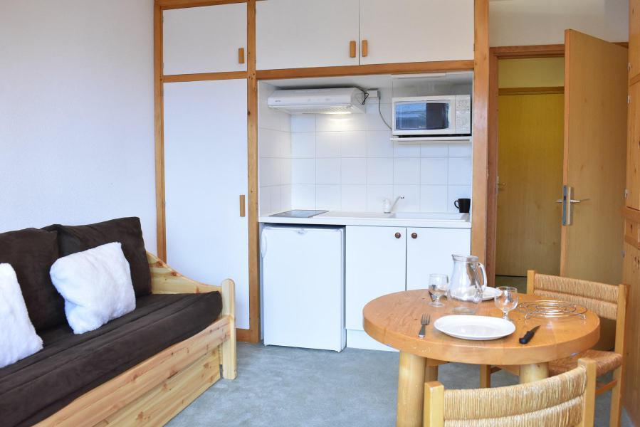 Location au ski Appartement 1 pièces 2 personnes (018) - Résidence le Chantemerle - Méribel