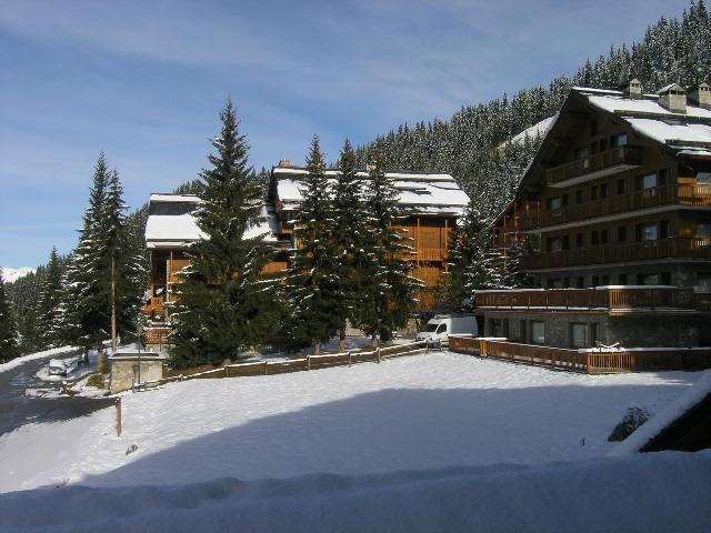Alquiler al esquí Apartamento 1 piezas para 2 personas (018) - Résidence le Chantemerle - Méribel