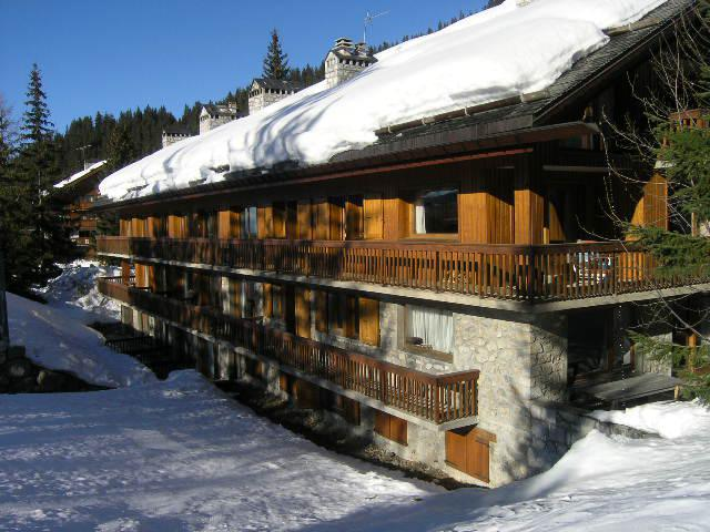 Location au ski Résidence le Chasseforêt - Méribel