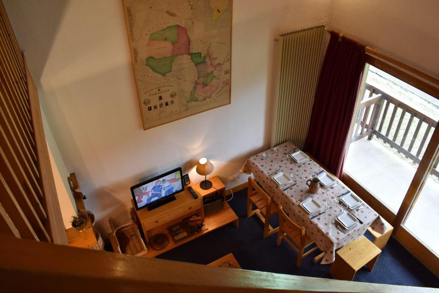 Alquiler al esquí Apartamento dúplex 3 piezas 7 personas (20) - Résidence le Chasseforêt - Méribel