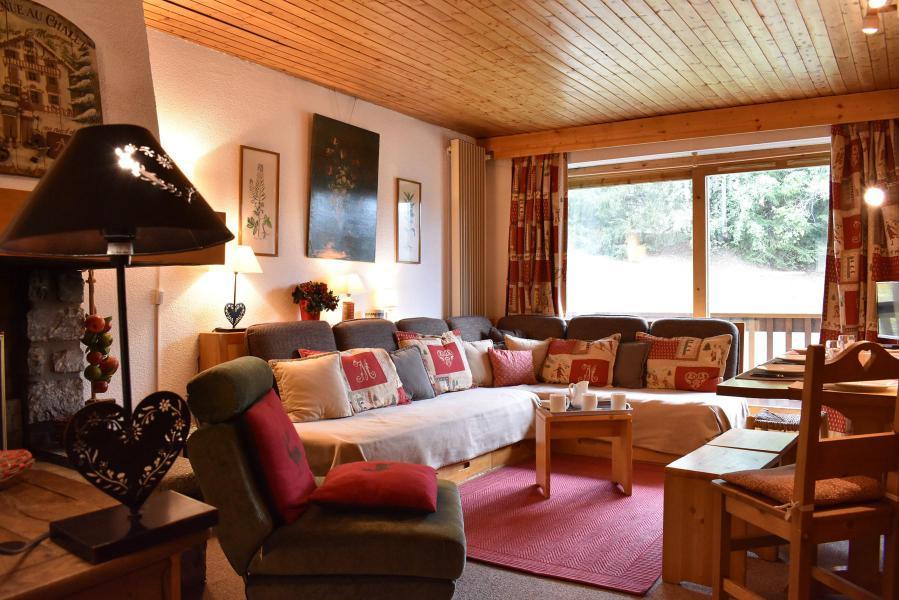 Alquiler al esquí Estudio para 4 personas (14) - Résidence le Chasseforêt - Méribel