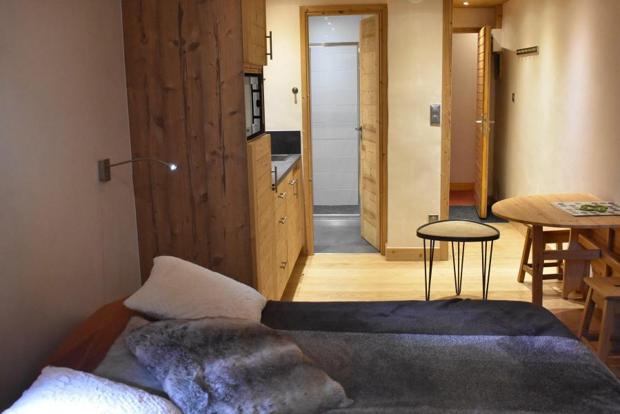 Alquiler al esquí Estudio para 2 personas (6) - Résidence le Chasseforêt - Méribel