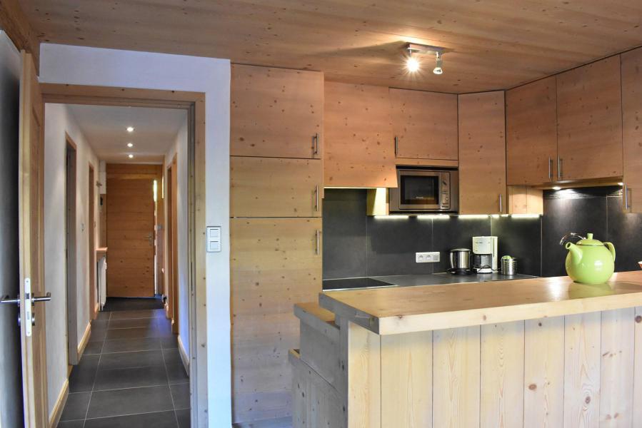 Alquiler al esquí Apartamento 4 piezas para 6 personas (1) - Résidence le Chasseforêt - Méribel