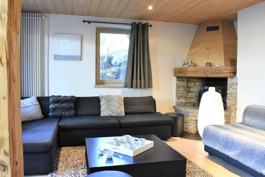 Location au ski Appartement 4 pièces 6 personnes (1) - Résidence le Chasseforêt - Méribel - Séjour