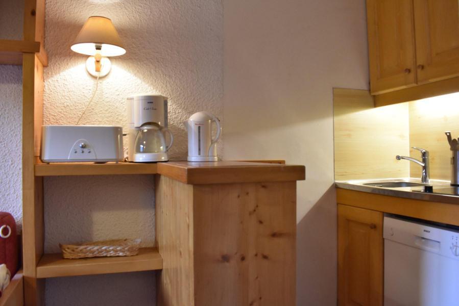 Alquiler al esquí Apartamento 2 piezas para 4 personas (J4) - Résidence le Cirsé - Méribel