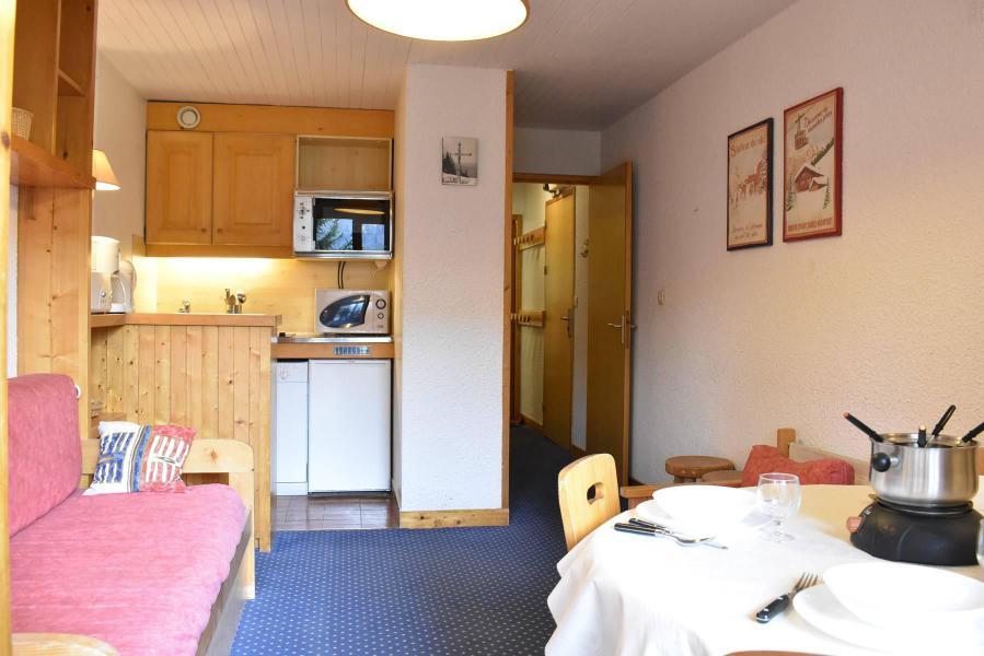 Location au ski Appartement 2 pièces 4 personnes (J4) - Résidence le Cirsé - Méribel