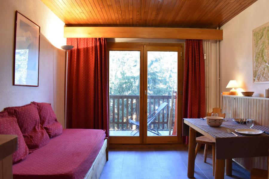 Alquiler al esquí Apartamento 2 piezas para 5 personas (I5) - Résidence le Cirsé - Méribel - Apartamento