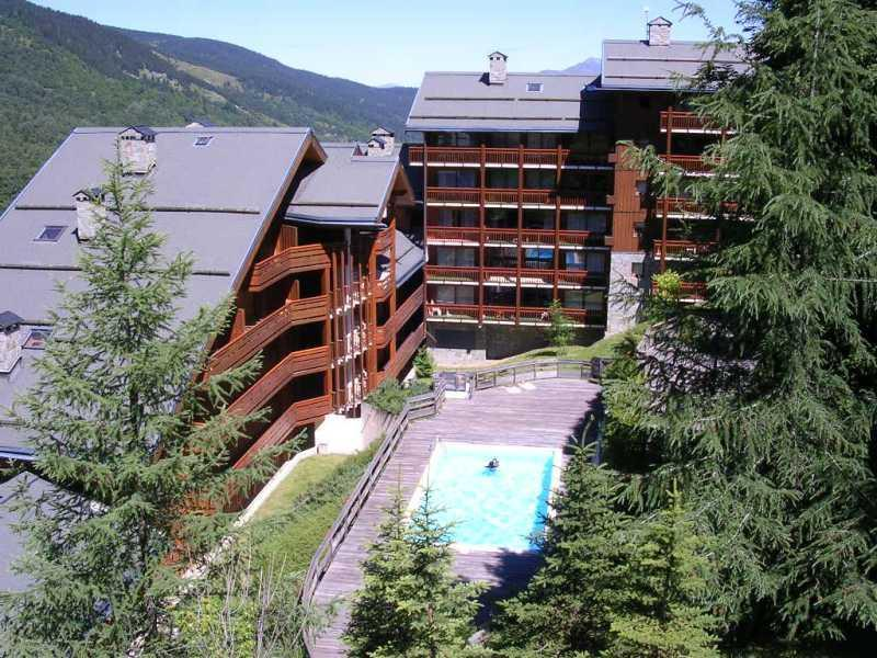 Location au ski Appartement 2 pièces 4 personnes (44) - Residence Le Cristal - Méribel
