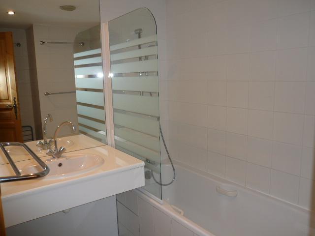 Location au ski Appartement 2 pièces 4 personnes (44) - Residence Le Cristal - Méribel - Salle de bains