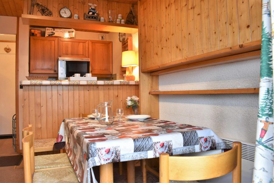Location au ski Studio 3 personnes (21) - Résidence le Genèvrier - Méribel