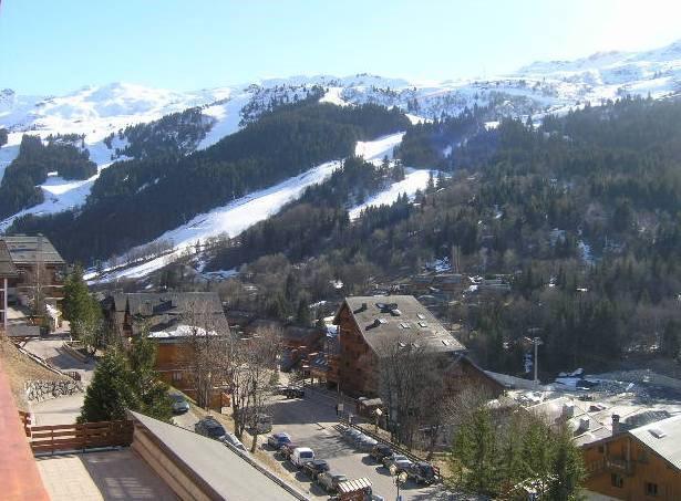 Alquiler al esquí Estudio para 3 personas (21) - Résidence le Genèvrier - Méribel