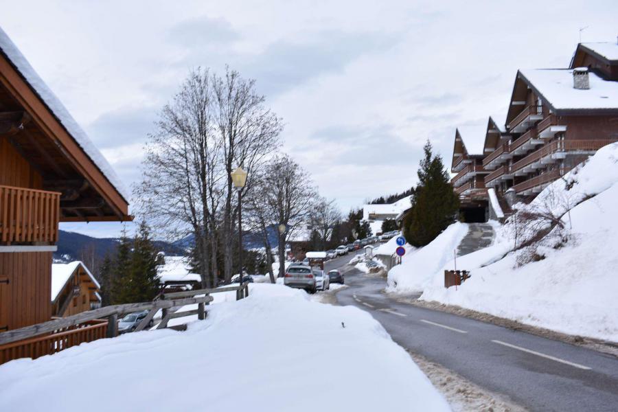 Alquiler al esquí Résidence le Genèvrier - Méribel
