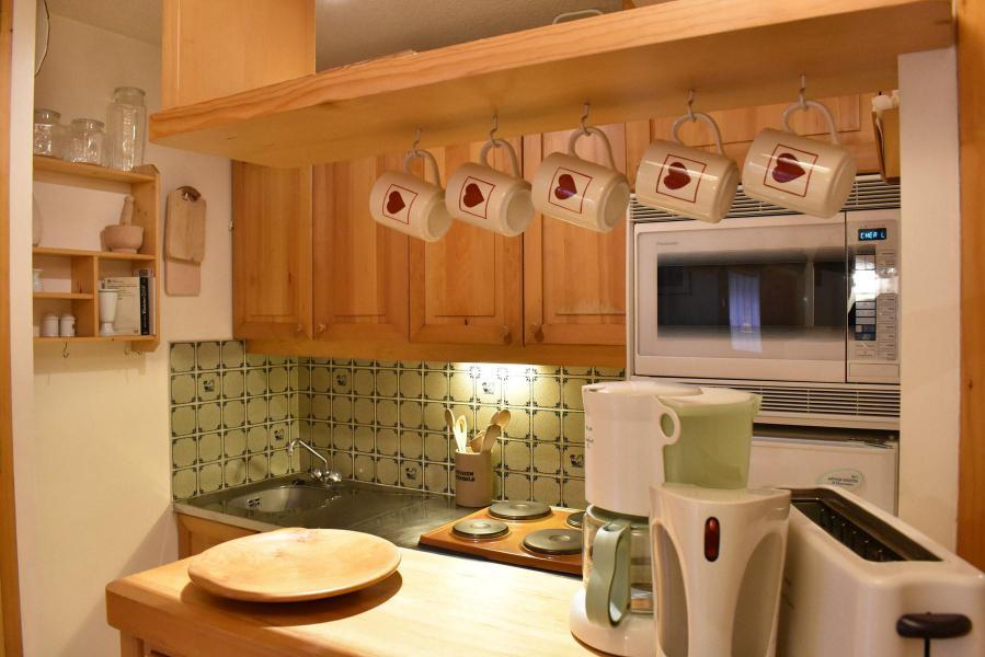Location au ski Appartement 2 pièces 3-5 personnes (13) - Résidence le Genèvrier - Méribel - Appartement