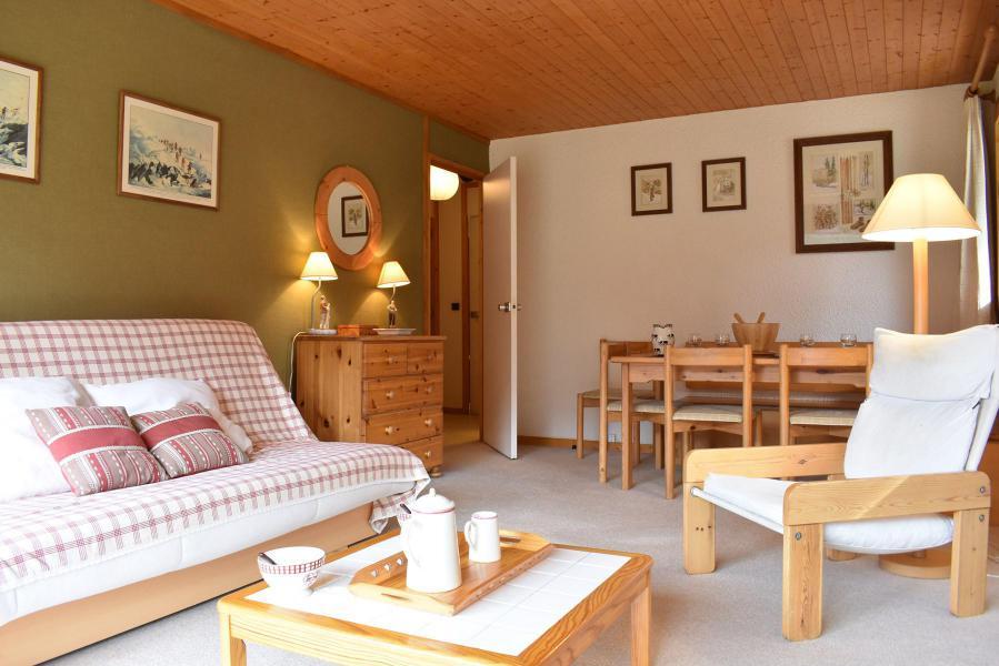 Location au ski Appartement 2 pièces 3-5 personnes (13) - Résidence le Genèvrier - Méribel - Séjour
