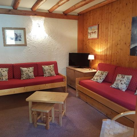 Location au ski Studio 3 personnes (202) - Résidence le Grand-Sud - Méribel