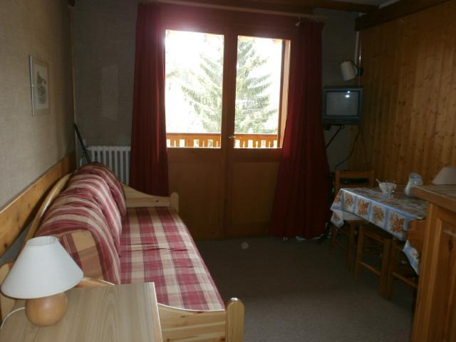 Location au ski Studio 2 personnes (107) - Résidence le Grand-Sud - Méribel