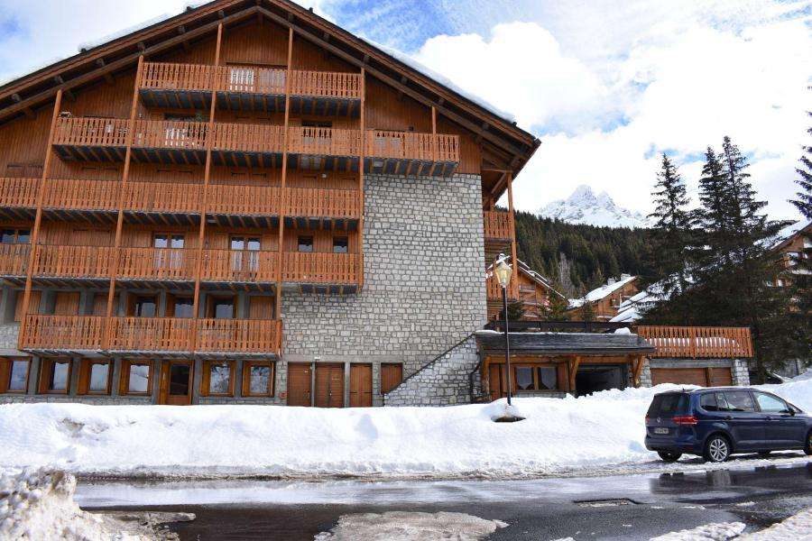 Location au ski Studio 4 personnes (113) - Résidence le Grand-Sud - Méribel