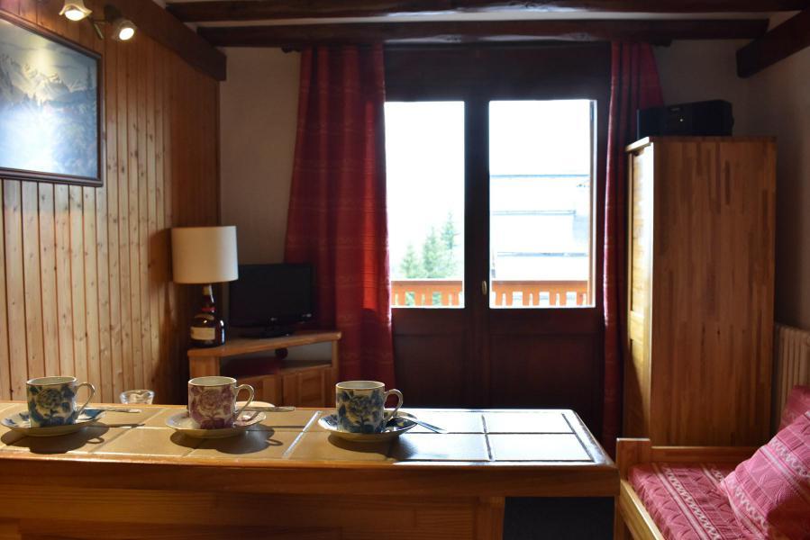 Alquiler al esquí Estudio para 4 personas (113) - Résidence le Grand-Sud - Méribel - Apartamento