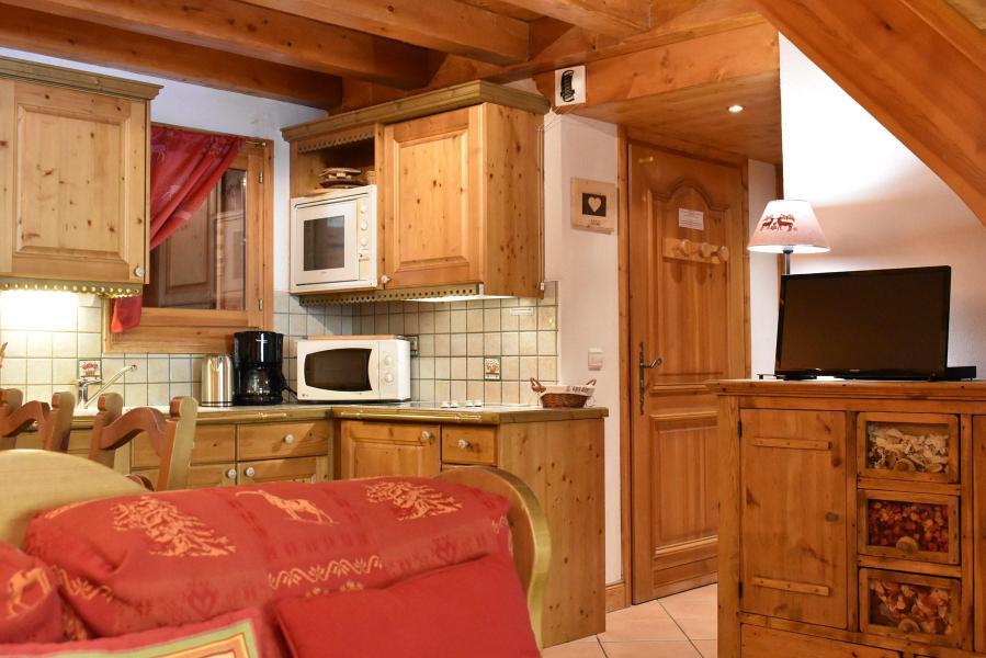 Alquiler al esquí Apartamento dúplex 4 piezas 8 personas (11) - Résidence le Jardin  d'Eden - Méribel