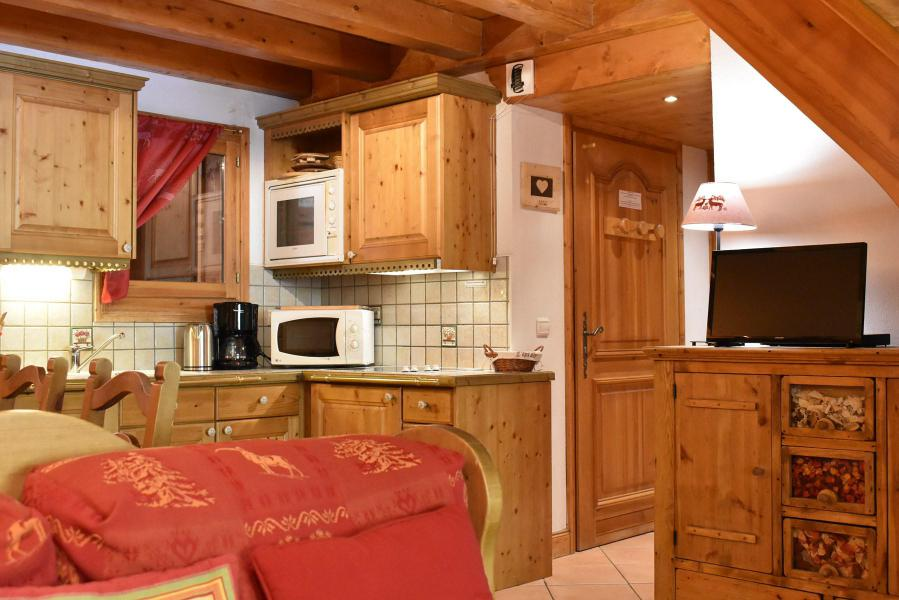 Alquiler al esquí Apartamento dúplex 4 piezas 8 personas (11) - Résidence le Jardin  d'Eden - Méribel - Apartamento
