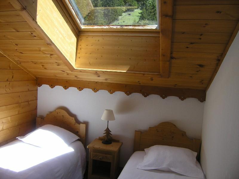 Location au ski Appartement duplex 4 pièces 8 personnes (11) - Résidence le Jardin  d'Eden - Méribel - Canapé-lit