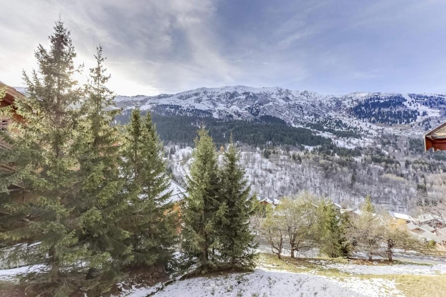 Vacaciones en montaña Résidence le Kristor - Méribel - Invierno