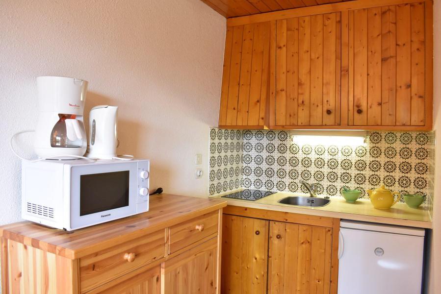 Location au ski Studio 4 personnes (015) - Résidence le Méribel - Méribel - Appartement