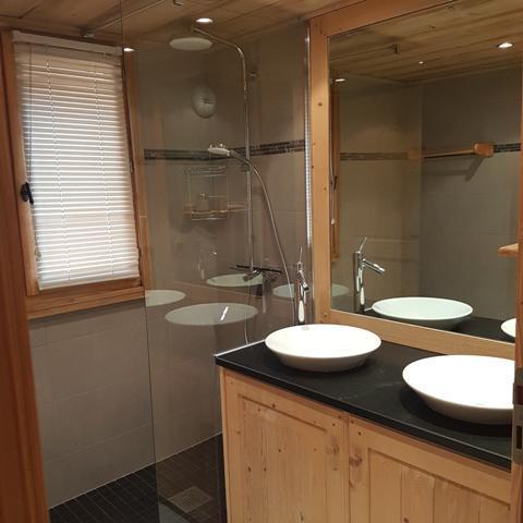 Location au ski Appartement duplex 4 pièces 6-8 personnes (A1) - Résidence le Pas du Lac - Méribel