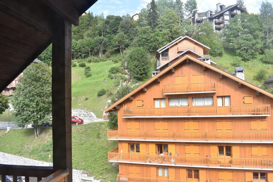 Alquiler al esquí Estudio mezzanine para 4 personas (A21) - Résidence le Pétaru - Méribel
