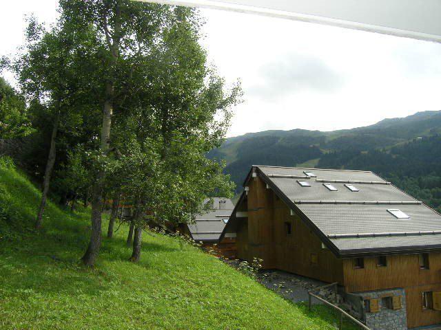 Location au ski Studio 4 personnes (22) - Résidence le Plan du Moulin - Méribel