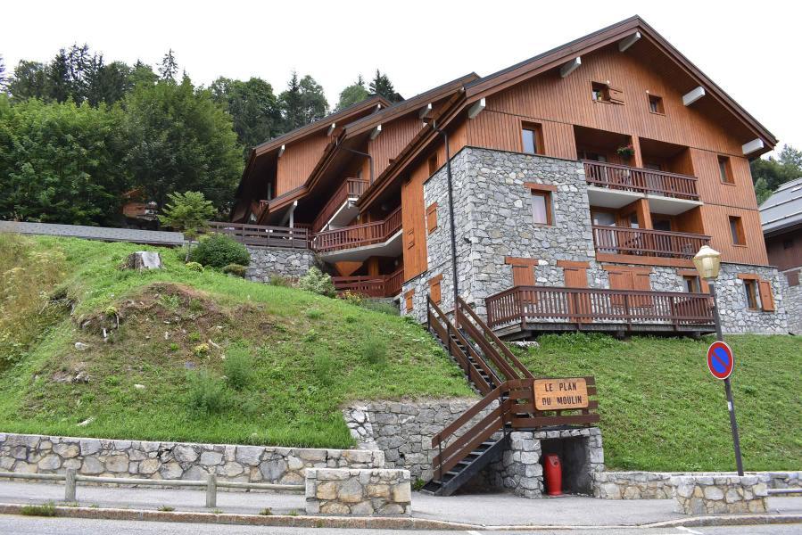 Alquiler al esquí Résidence le Plan du Moulin - Méribel