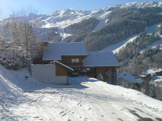 Location au ski Studio 4 personnes (22) - Résidence le Plan du Moulin - Méribel