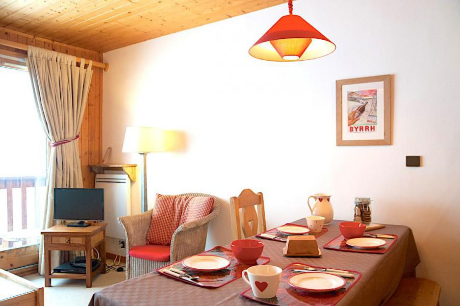 Location au ski Appartement 2 pièces 4 personnes (021) - Résidence le Plan du Moulin - Méribel - Séjour