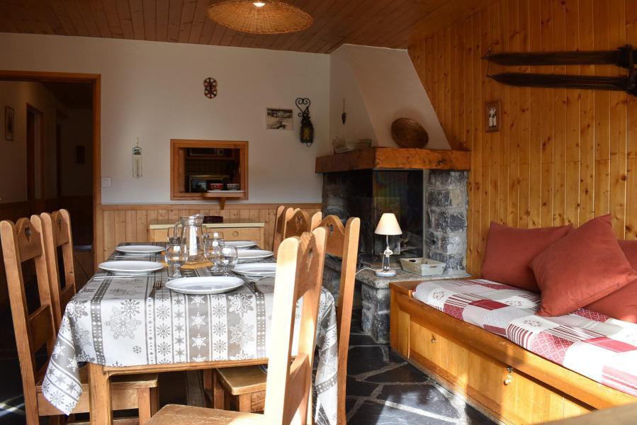 Alquiler al esquí Apartamento 3 piezas para 8 personas (18) - Résidence le Plein Sud - Méribel