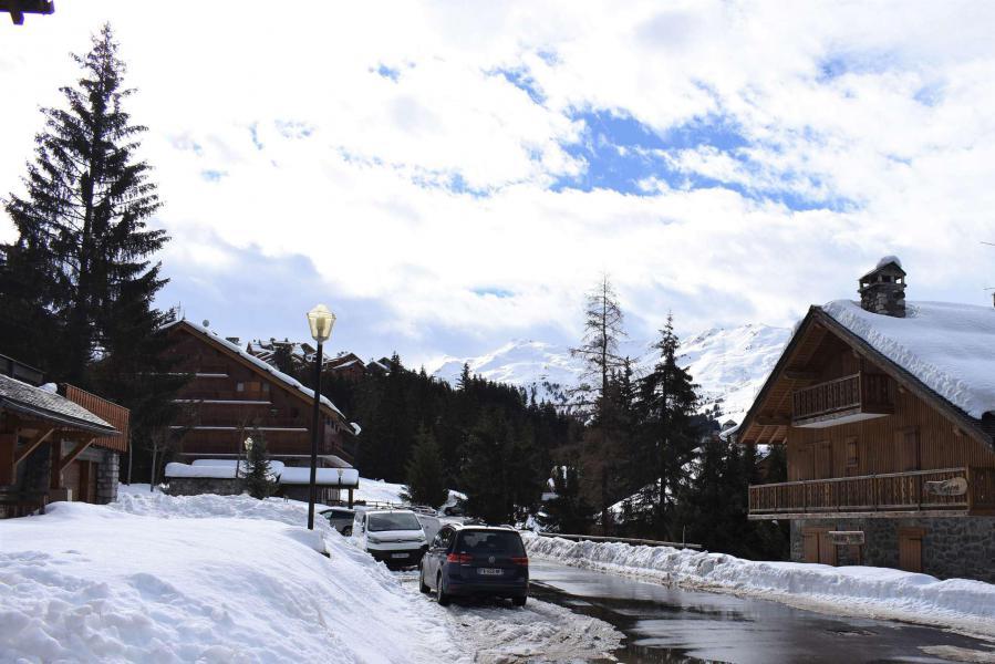 Alquiler al esquí Résidence le Plein Sud - Méribel