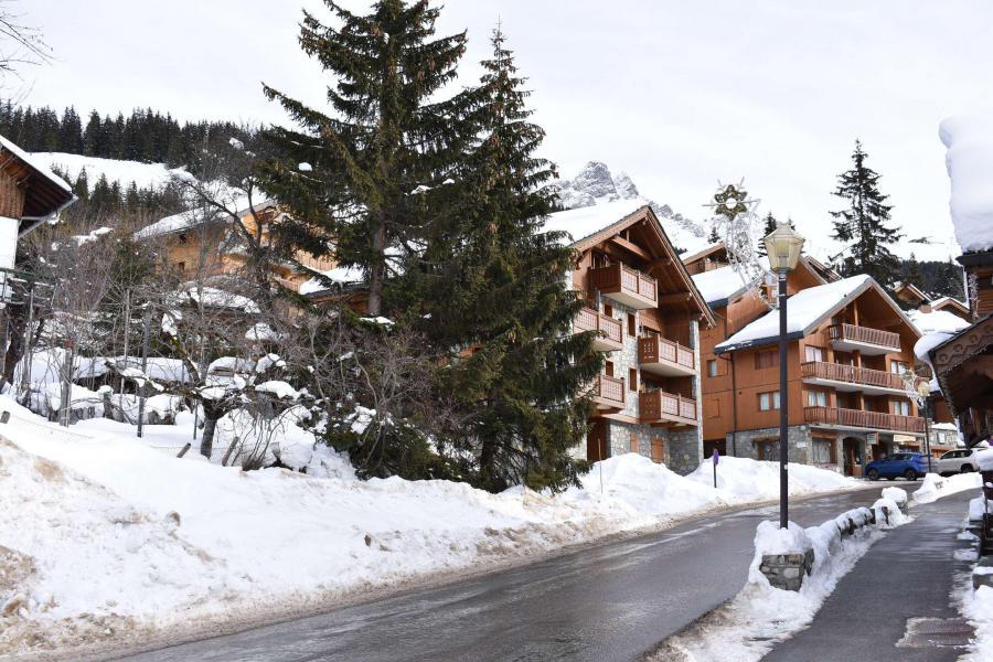 Alquiler al esquí Résidence le Télémark - Méribel