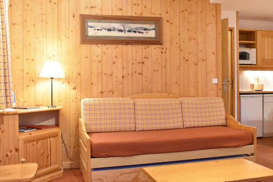 Location au ski Appartement 3 pièces 5 personnes (1) - Résidence le Télémark - Méribel