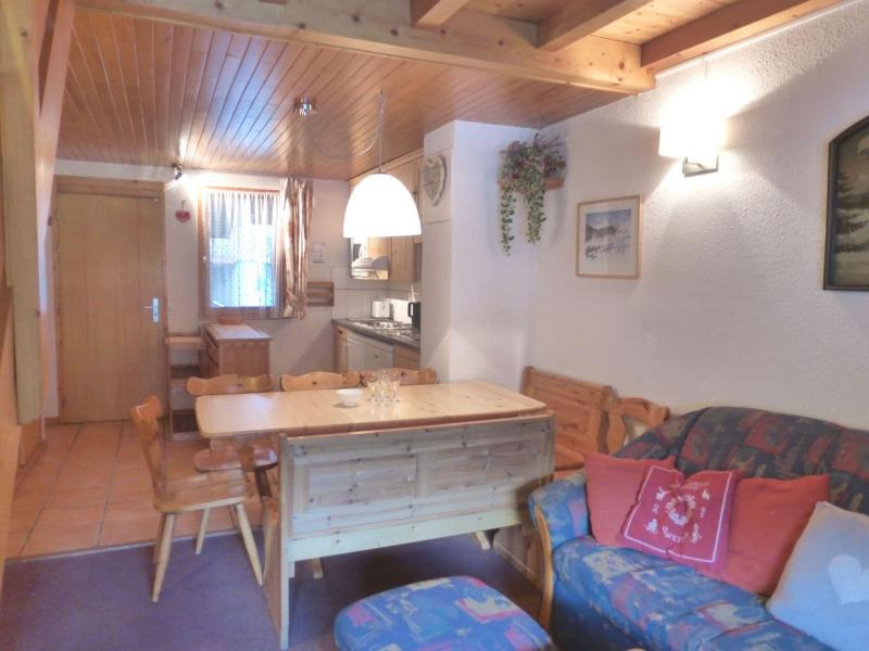Skiverleih 4 Zimmer Maisonettewohnung für 6 Personen (15) - Résidence le Troillet - Méribel