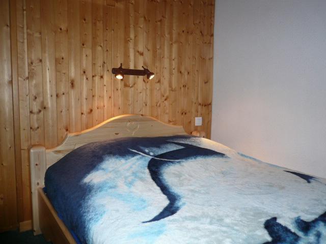 Location au ski Appartement duplex 4 pièces 6 personnes (15) - Residence Le Troillet - Méribel - Chambre