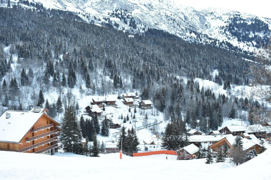 Location au ski Studio 2 personnes (1 BIS) - Résidence le Vallon - Méribel