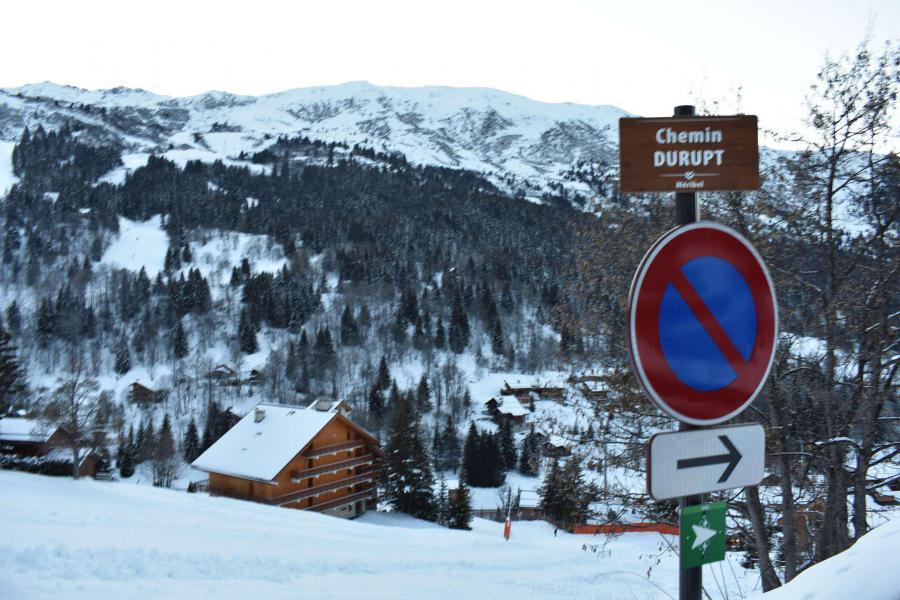 Alquiler al esquí Apartamento dúplex 4 piezas 8 personas (1) - Résidence le Vallon - Méribel