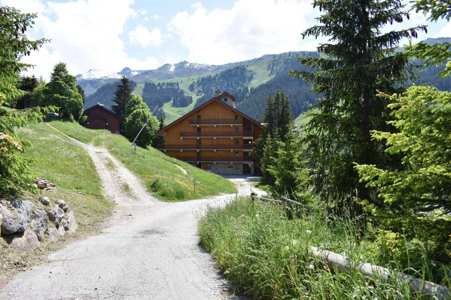 Alquiler al esquí Résidence le Vallon - Méribel