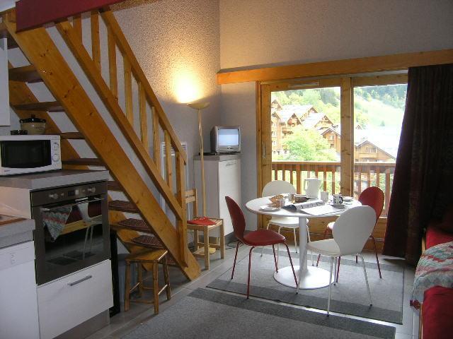 location appartement ski meribel centre