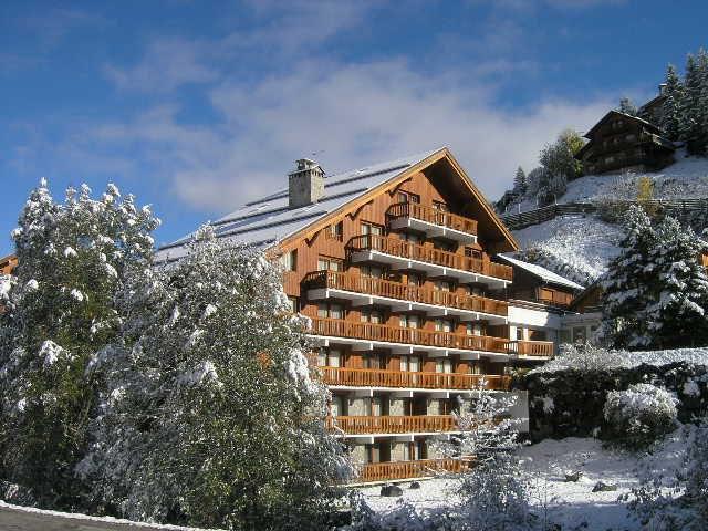 Alquiler al esquí Résidence les Brimbelles - Méribel