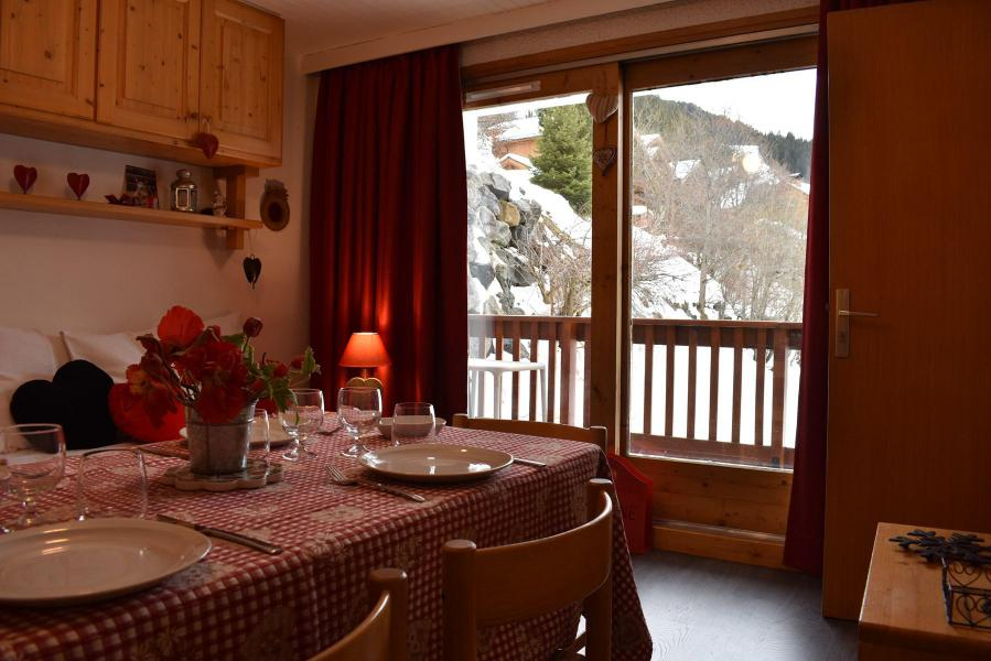 Alquiler al esquí Estudio divisible para 6 personas (10) - Résidence les Brimbelles - Méribel
